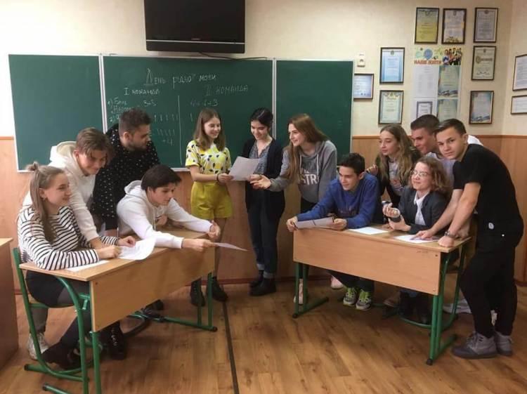 У Технічному ліцеї Києва відзначили день Рідної мови