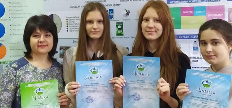 Технічний ліцей Києва щиро вітає і пишається своїми переможцями!!!