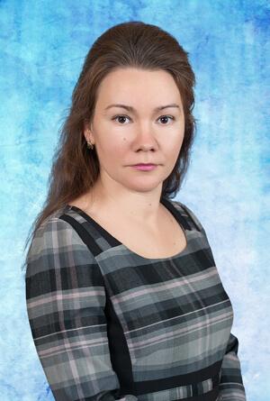 Анікеєнко Алла Василівна вчитель математики