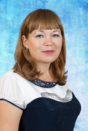 Гоменюк Лариса Миколаївна вчитель біології