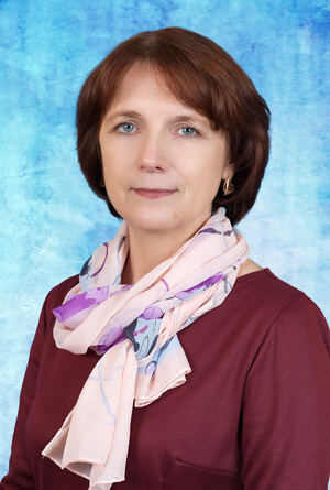 Кудрявцева Юлія Геннадіївна вчитель англійської мови