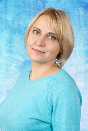 Кулинич Людмила Олександрівна вчитель англійської мови