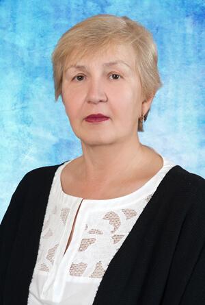 Зелінська Валентина Петрівна вчитель математики